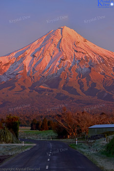 Taranaki At Dawn