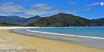 Awaroa Bay, Abel Tasman