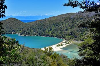 Bark Bay, Abel Tasman