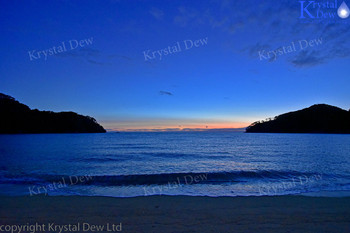 Dawn At Bark Bay