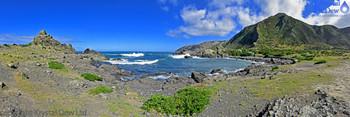 Beach By Cape Palliser Seal Colony