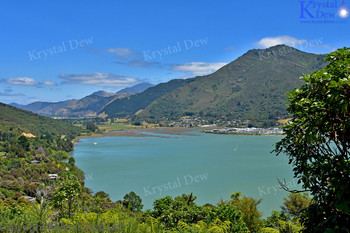 Havelock From Cullen Point Lookout