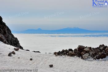 Ruapehu From Taranaki