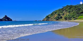 Harataonga Bay Beach