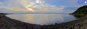 Sunrise From Kapiti Island
