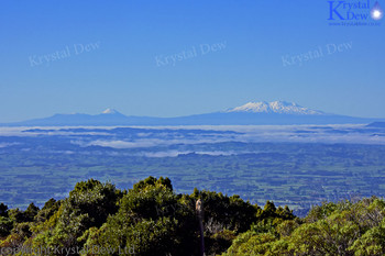 Ruapehu, Ngarahoe & Tongariro