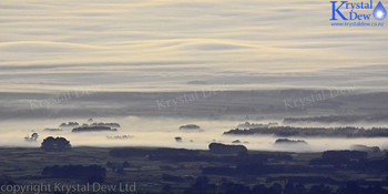 Early Morning Cloud over South Taranaki