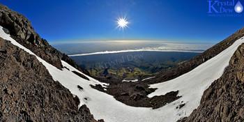 Taranaki East Ridge