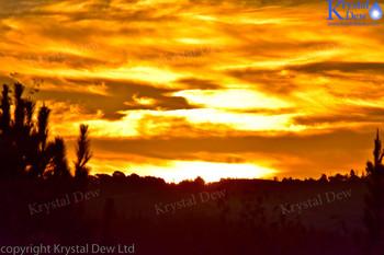 Sunset From Miranda