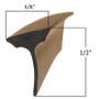 Black Bottom Sweep -Single Spline