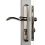 Mortise Handle Kit with Key Lock and Deadbolt for Older Storm Doors