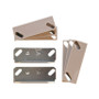 Strike Plate Set for Surface Mount Handle