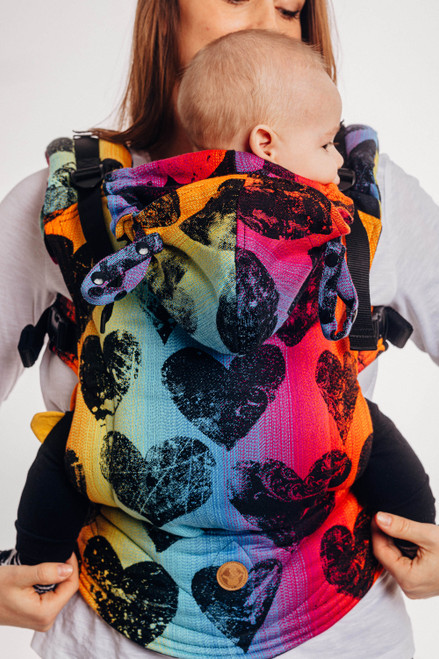 Lenny Go Toddler Size (Lovka Rainbow Dark) - Try it before you Buy it