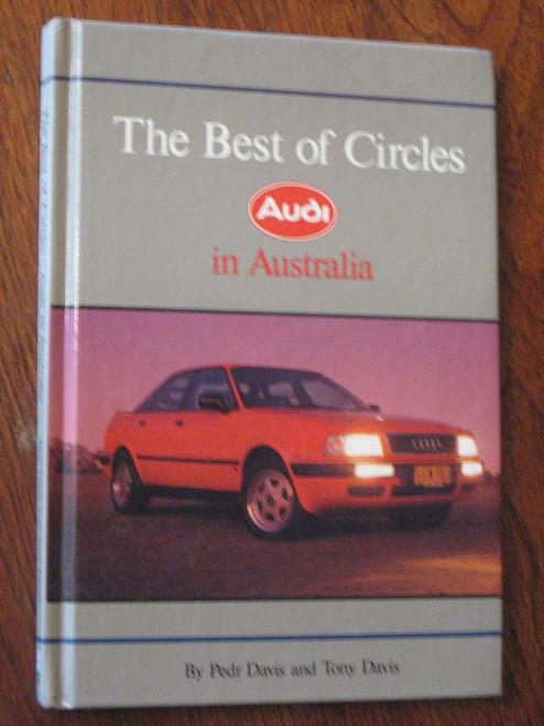 AUDI automobiles AUSTRALIA 96pg h/b BOOK illust'd history+achievements FREE POST