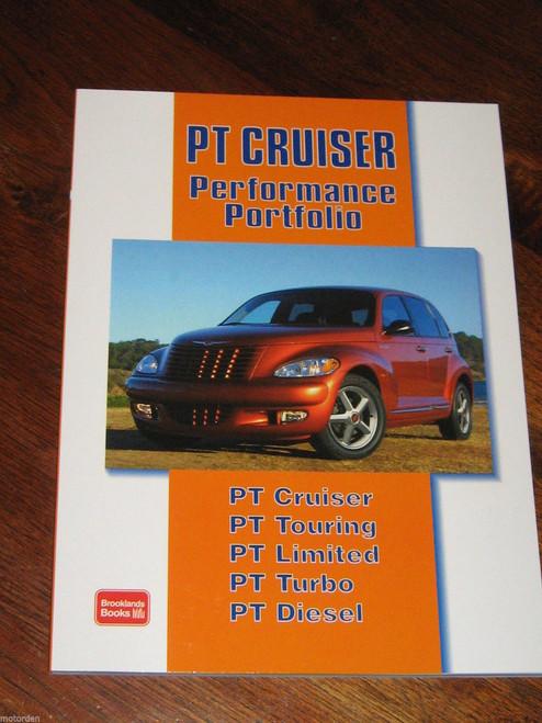 PT CRUISER TOURING LIMITED Turbo Diesel Chrysler colour illust'd NEW! +FREE POST