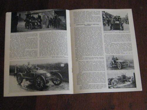 WOLSELEY, Horizontal-engined Wolseleys 1900 - 1905 boolet, Profile 43, FREE POST
