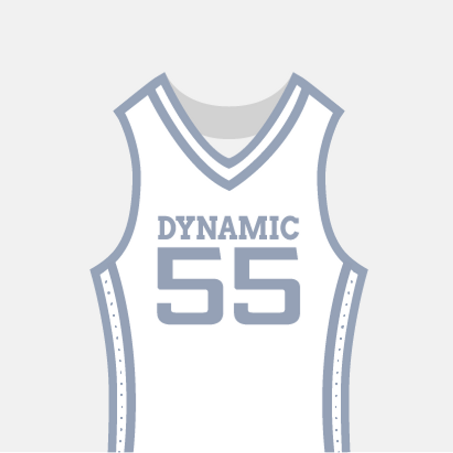 Customize Your Basketball  Uniform (W)