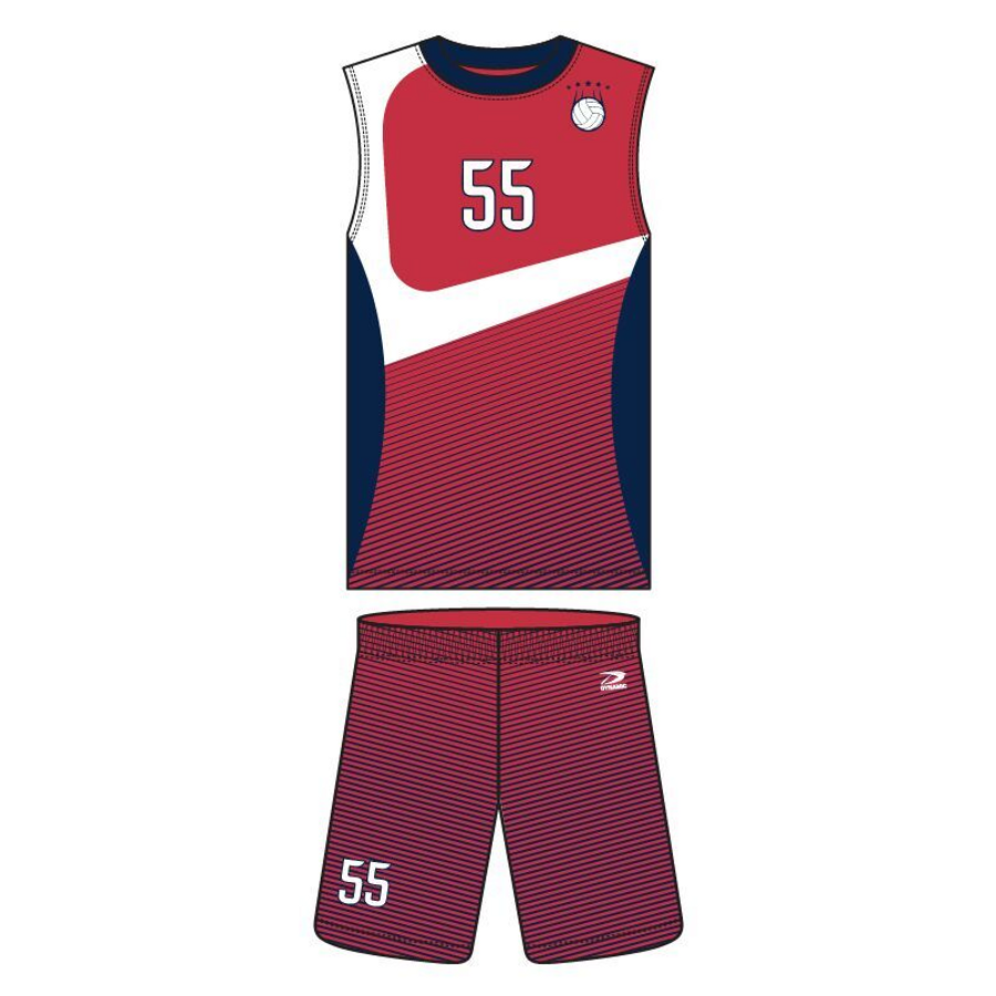 """Block"" Men's Volleyball Uniform"
