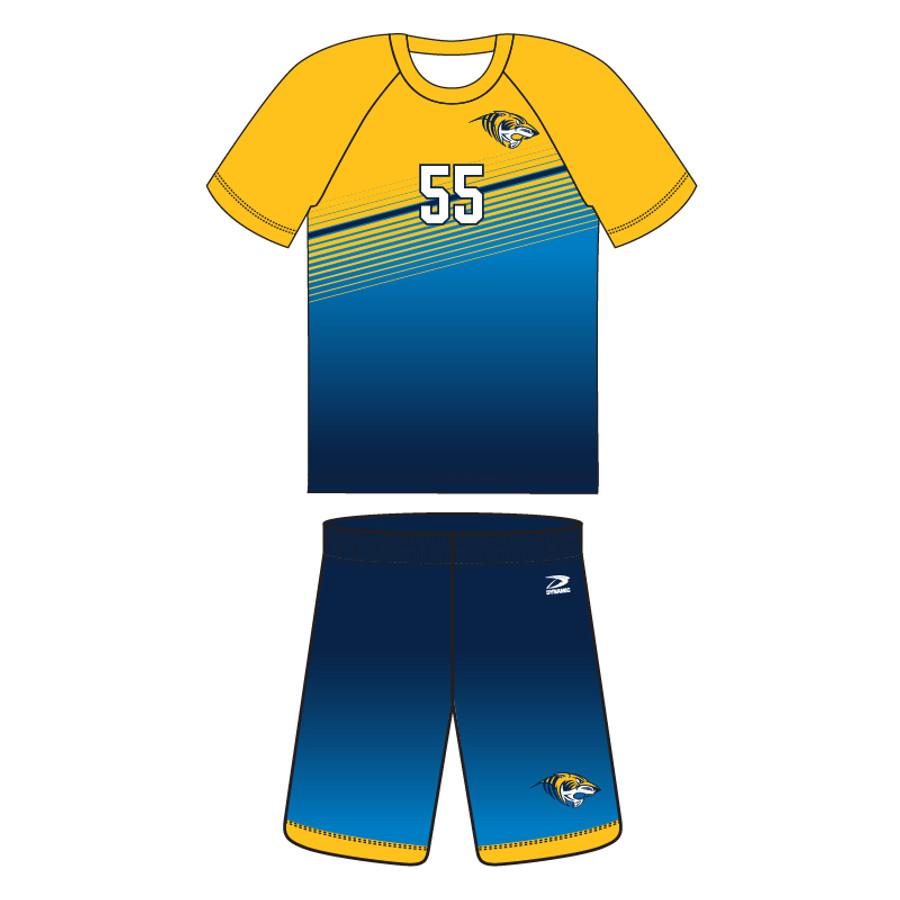 """""""Spike"""" Men's Volleyball Uniform"""