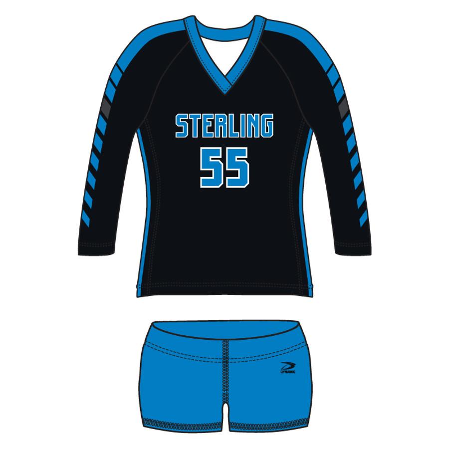 """""""Floater"""" Women's Volleyball Uniform"""