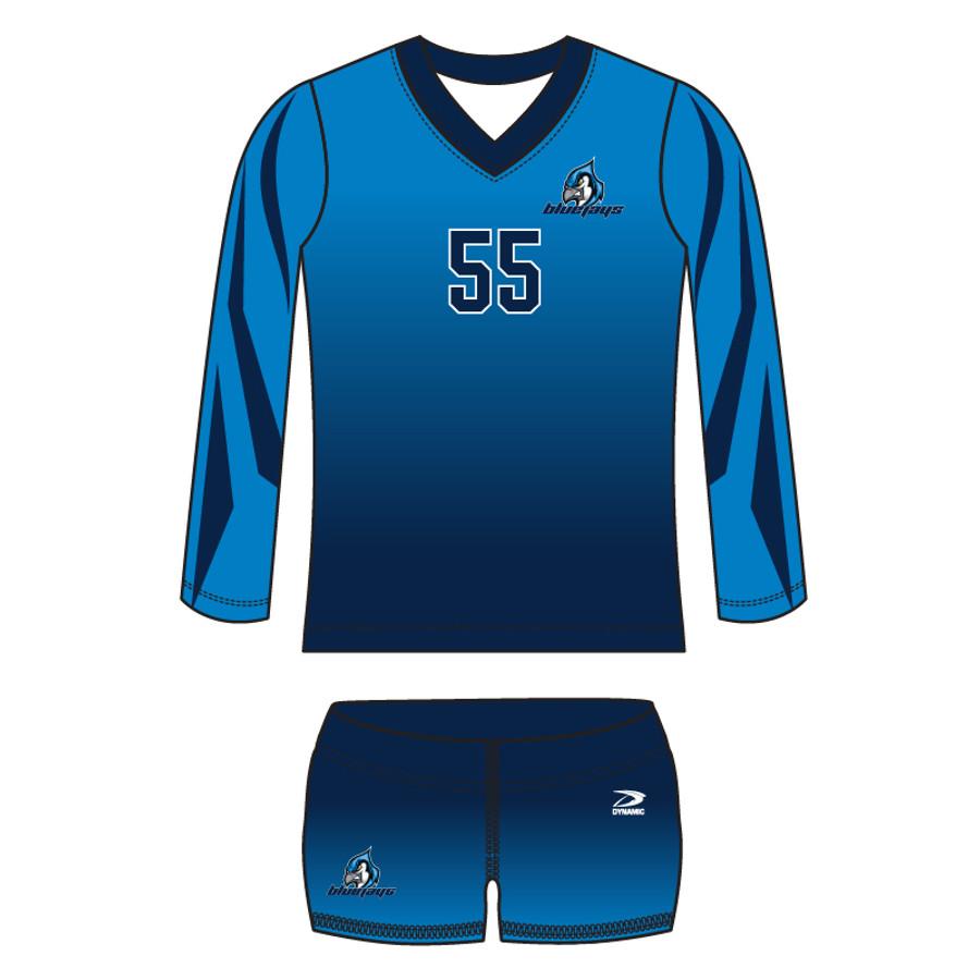 """Power Alley"" Women's Volleyball Uniform"