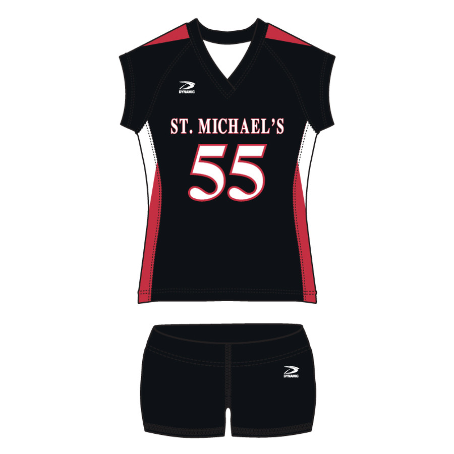 """Set Attack"" Women's Volleyball Uniform"