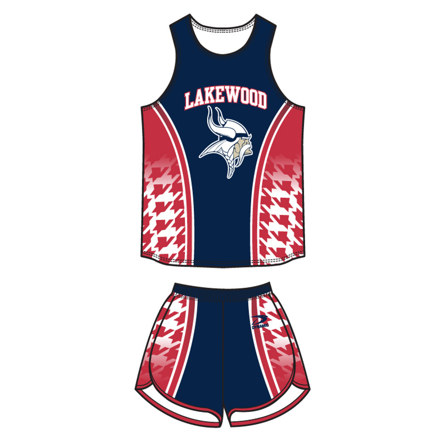 """Owens"" Men's Track Uniform"