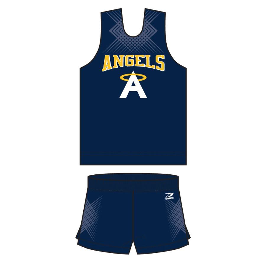 """""""Road Runner"""" Men's Track Uniform"""