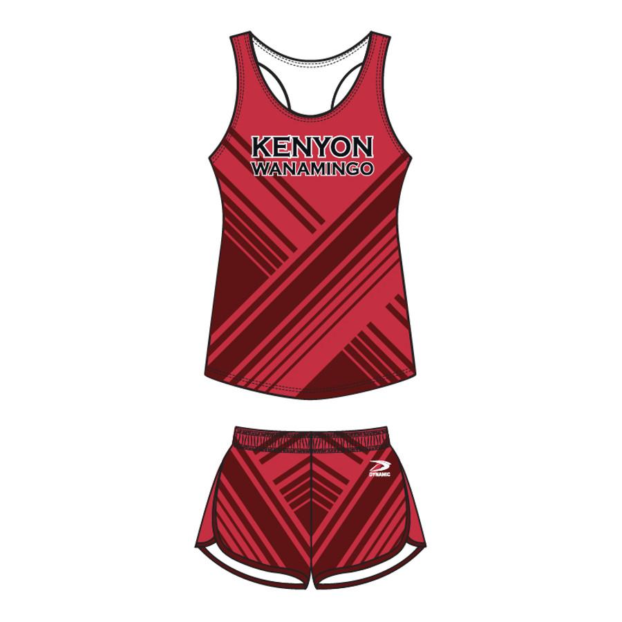 """Finisher"" Women's Track Uniform"