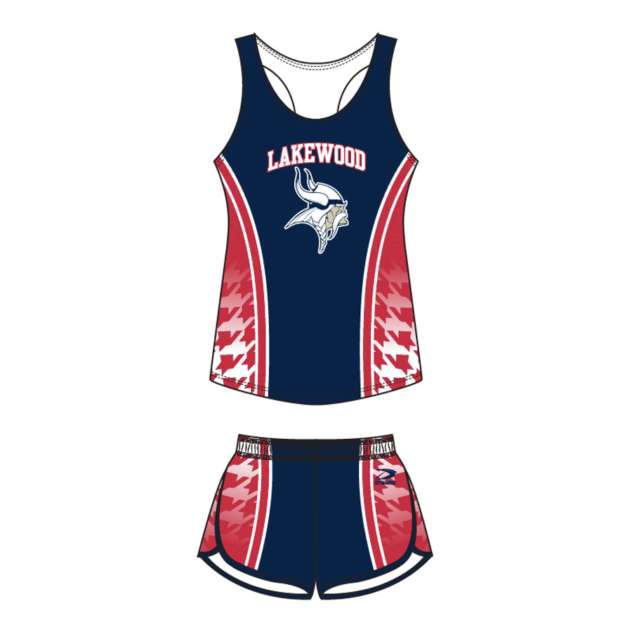 """Owens"" Women's Track Uniform"