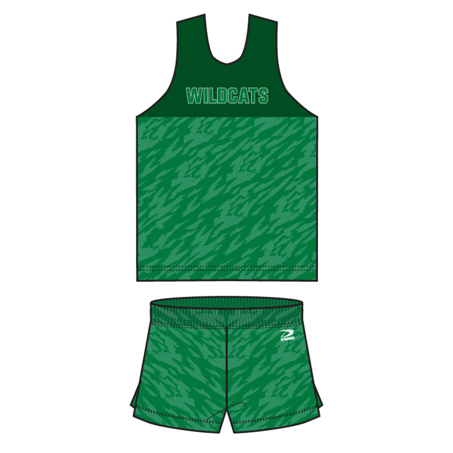 """Stamina"" Women's Track Uniform"
