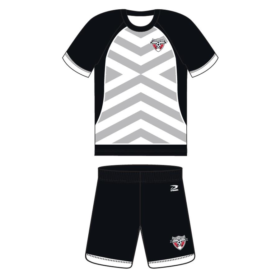 """Sweep"" Women's Soccer Uniform"