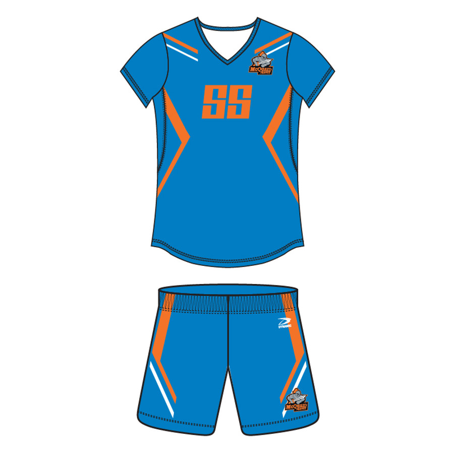 """""""Fullback"""" Women's Soccer Uniform"""