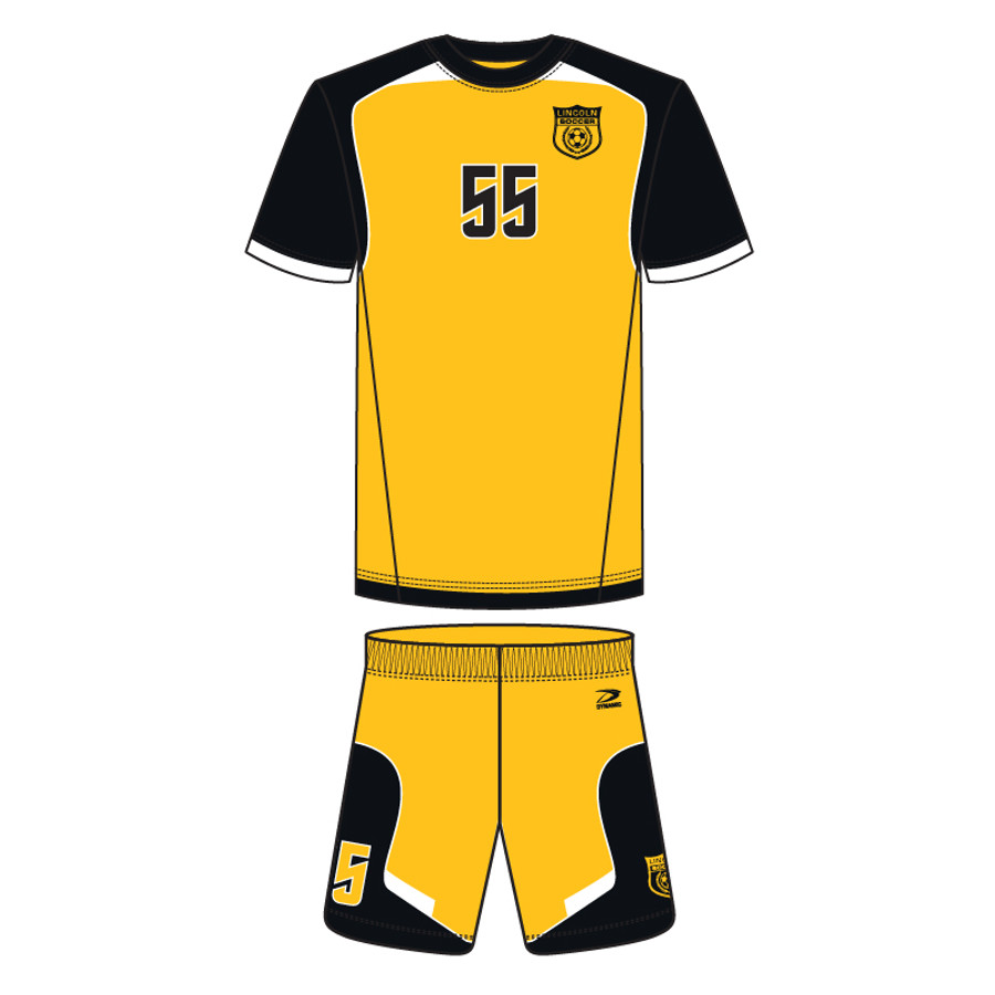 """Nutmeg"" Men's Soccer Uniform"