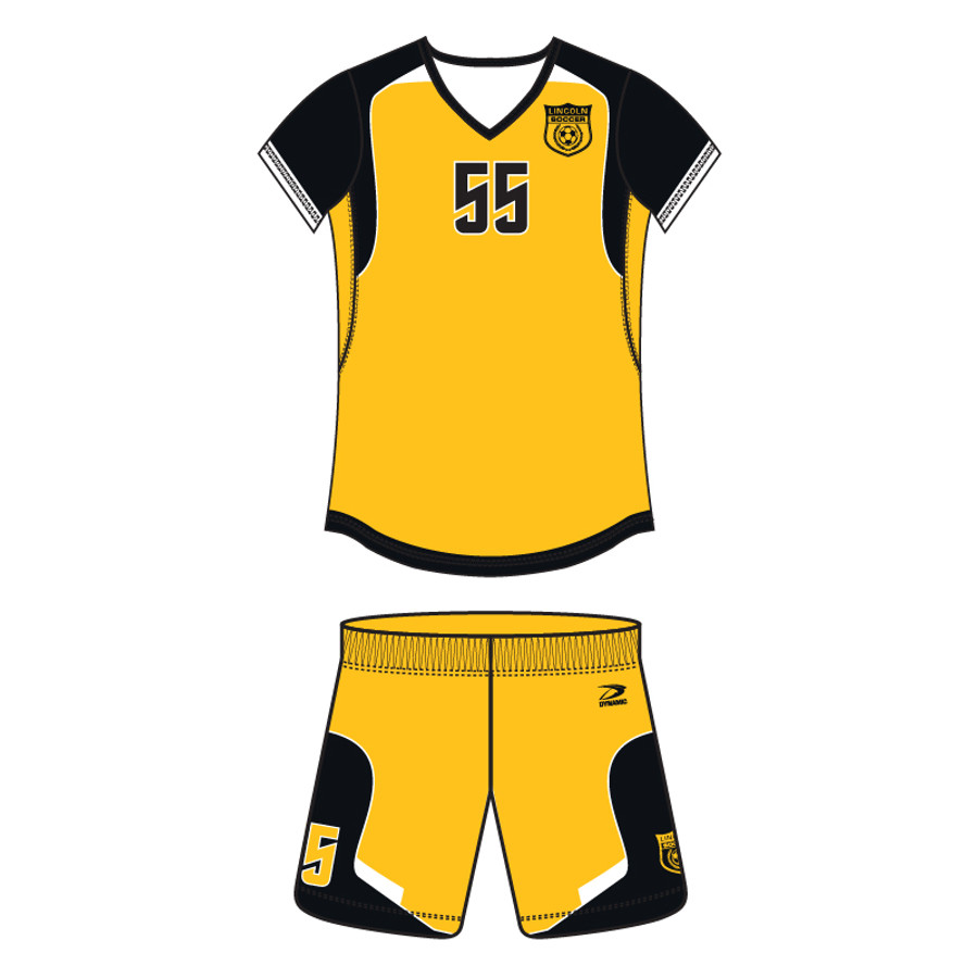 """""""Nutmeg"""" Women's Soccer Uniform"""