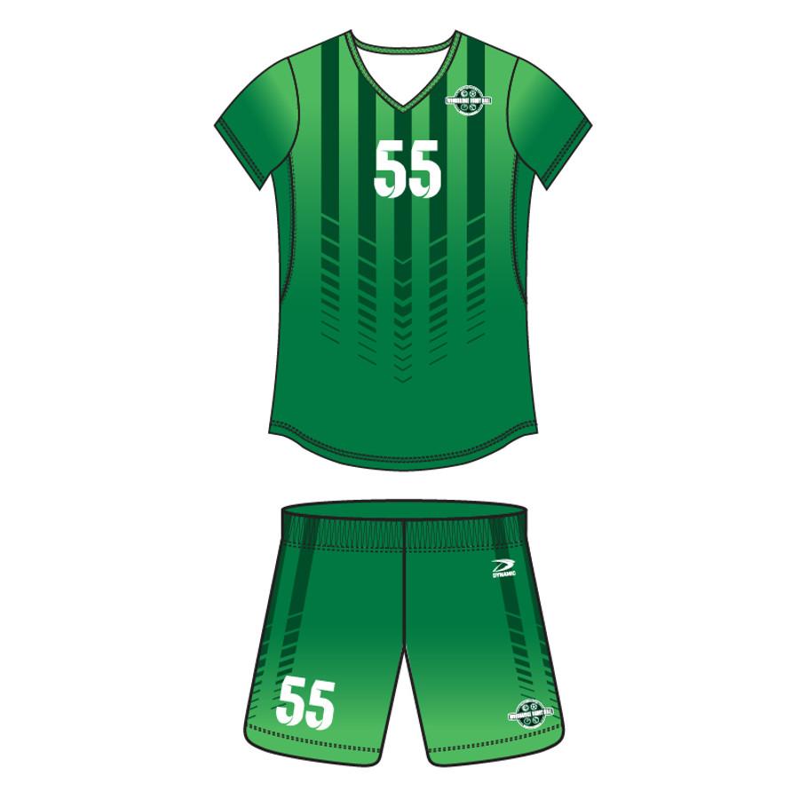 """Free Kick"" Women's Soccer Uniform"