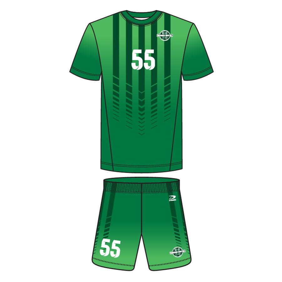 """Free Kick"" Men's Soccer Uniform"
