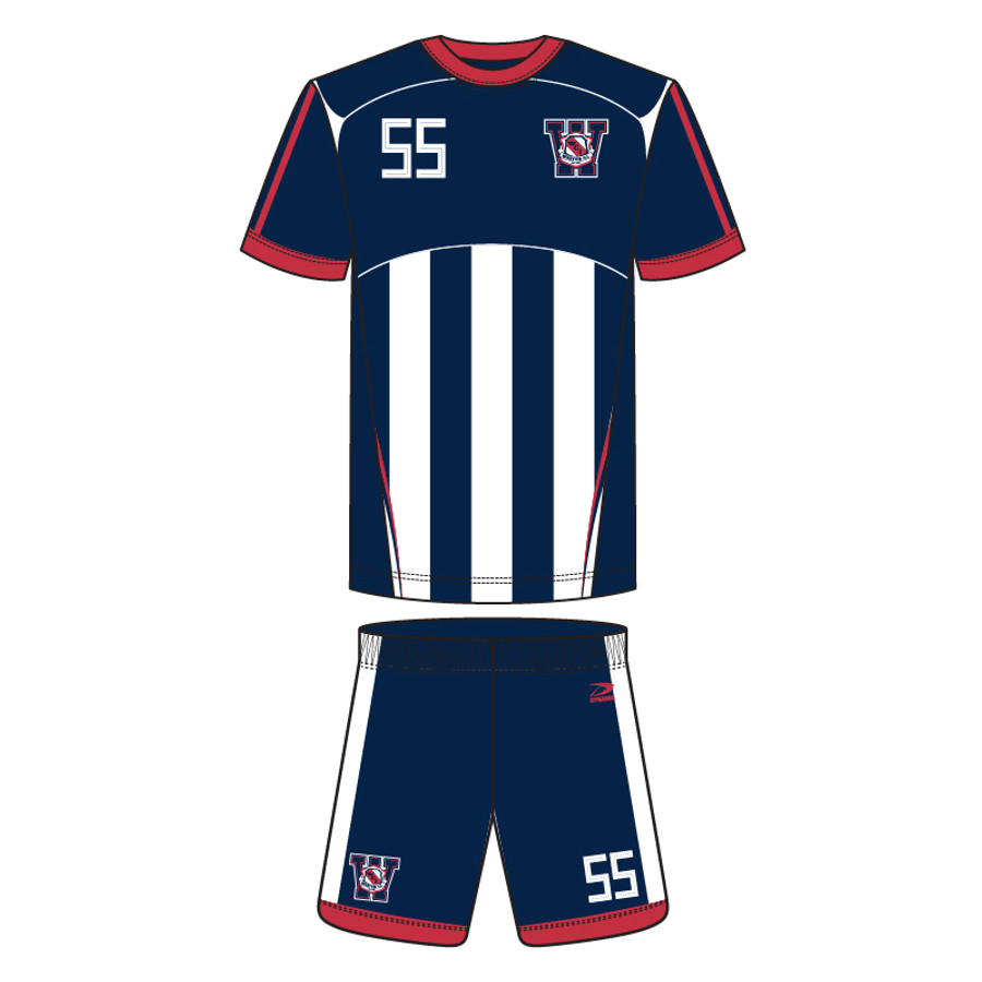 """Supporter"" Men's Soccer Uniform"