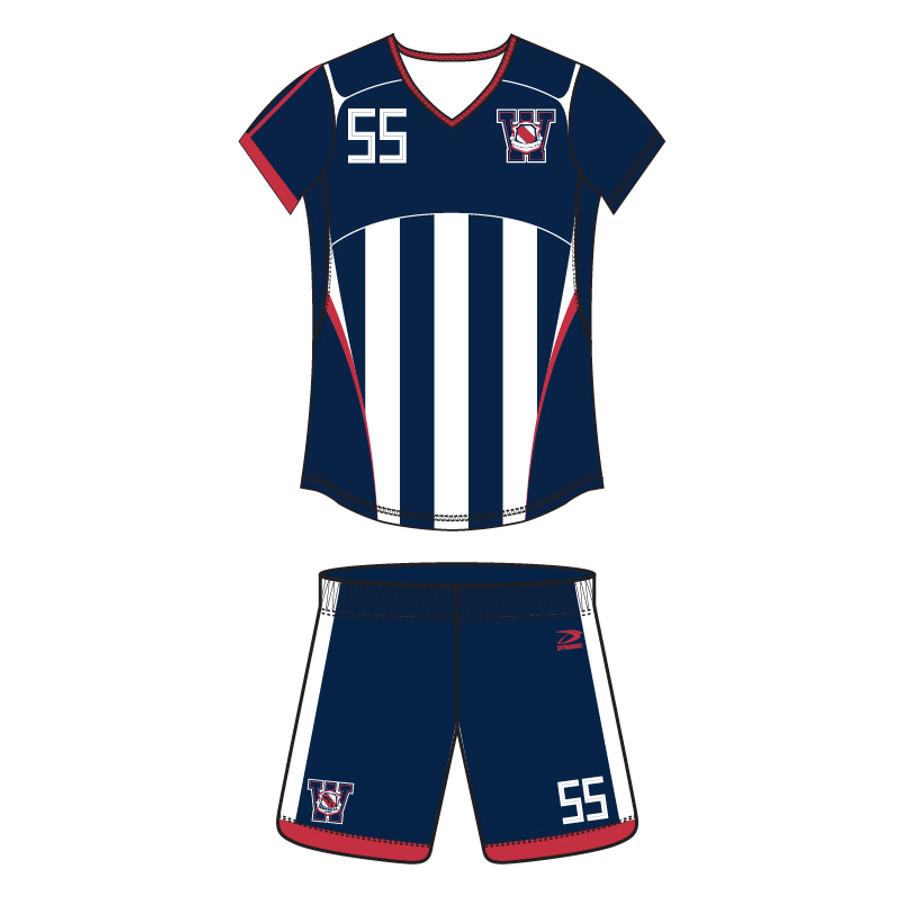 """Supporter"" Women's Soccer Uniform"