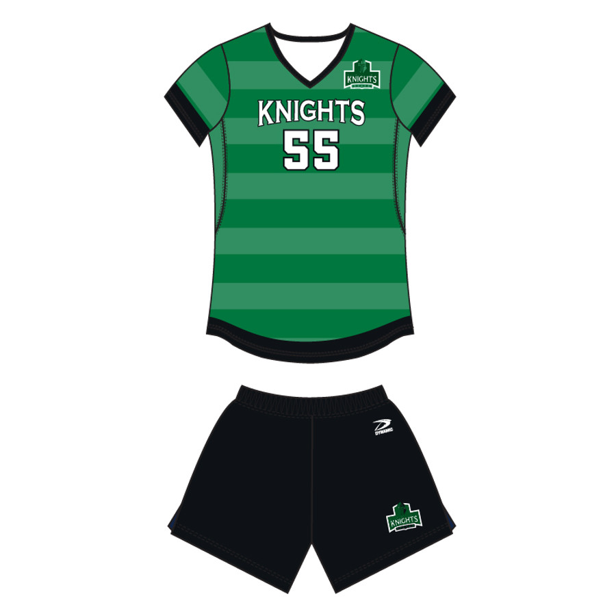"""Striker"" Women's Soccer Uniform"