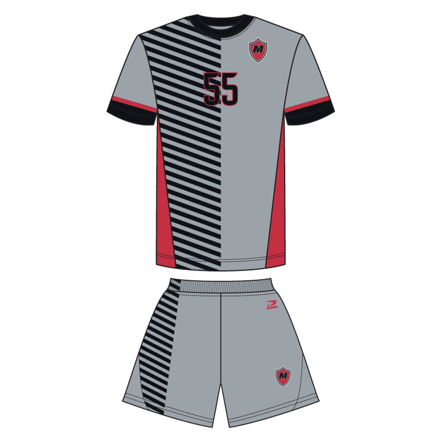 """""""Turin"""" Men's Soccer Uniform"""