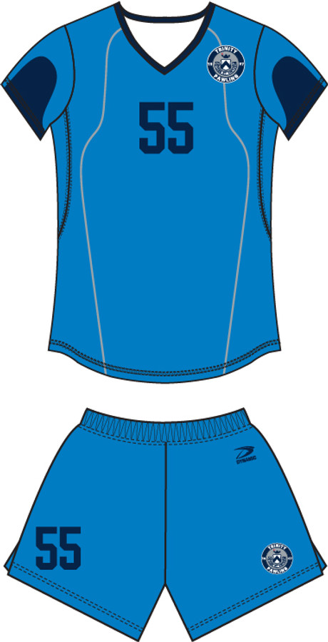 """Borneo"" Women's Soccer Uniform"