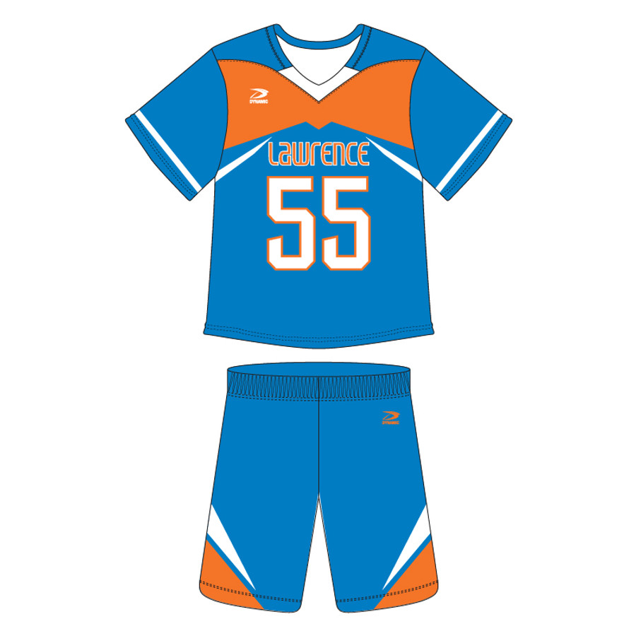 """Top Shelf"" Men's Lacrosse Uniform"