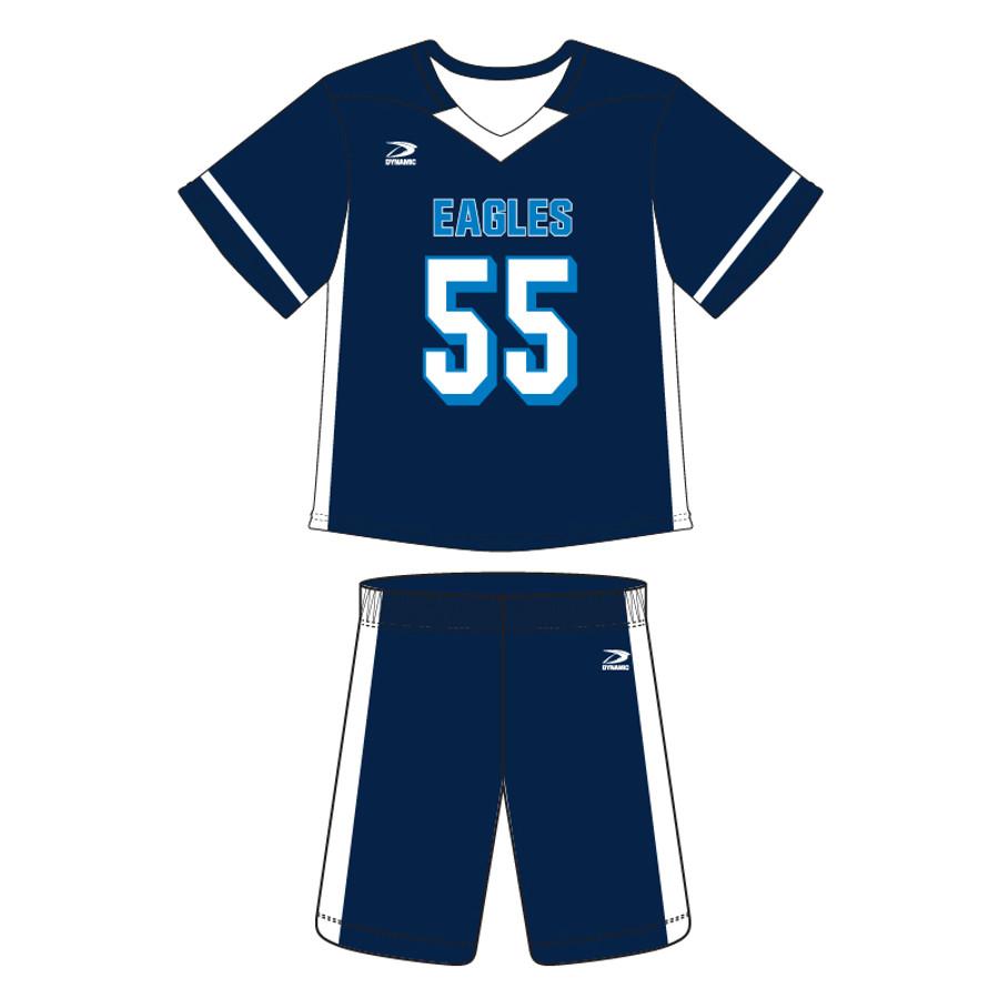 """""""Gilman"""" Men's Lacrosse Uniform"""