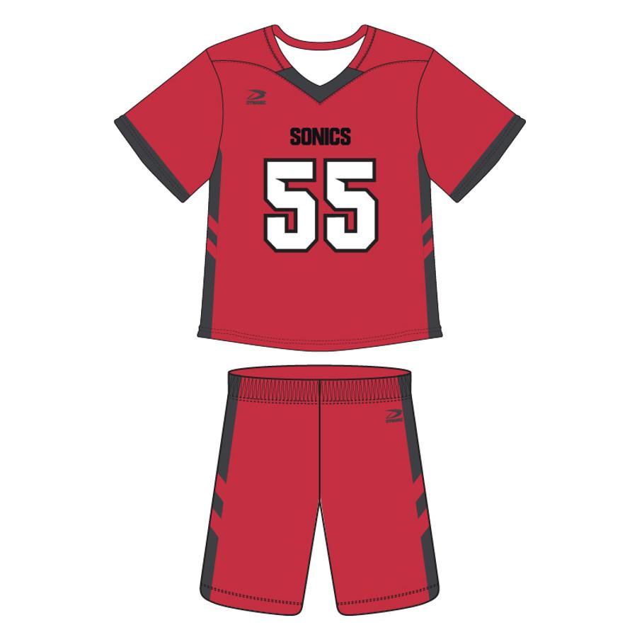 """""""Sonic"""" Men's Lacrosse Uniform"""