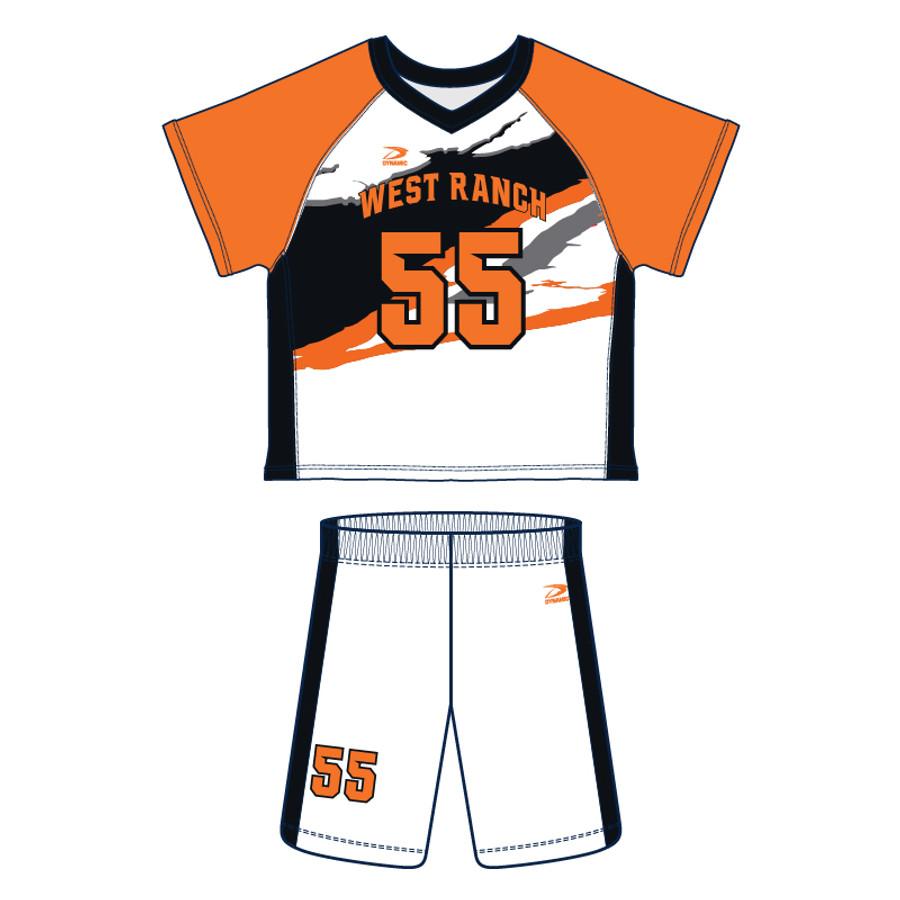"""""""Rip"""" Men's Lacrosse Uniform"""