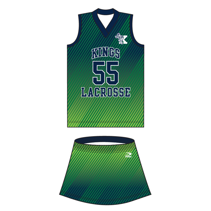 """Scoop"" Women's Lacrosse Uniform"