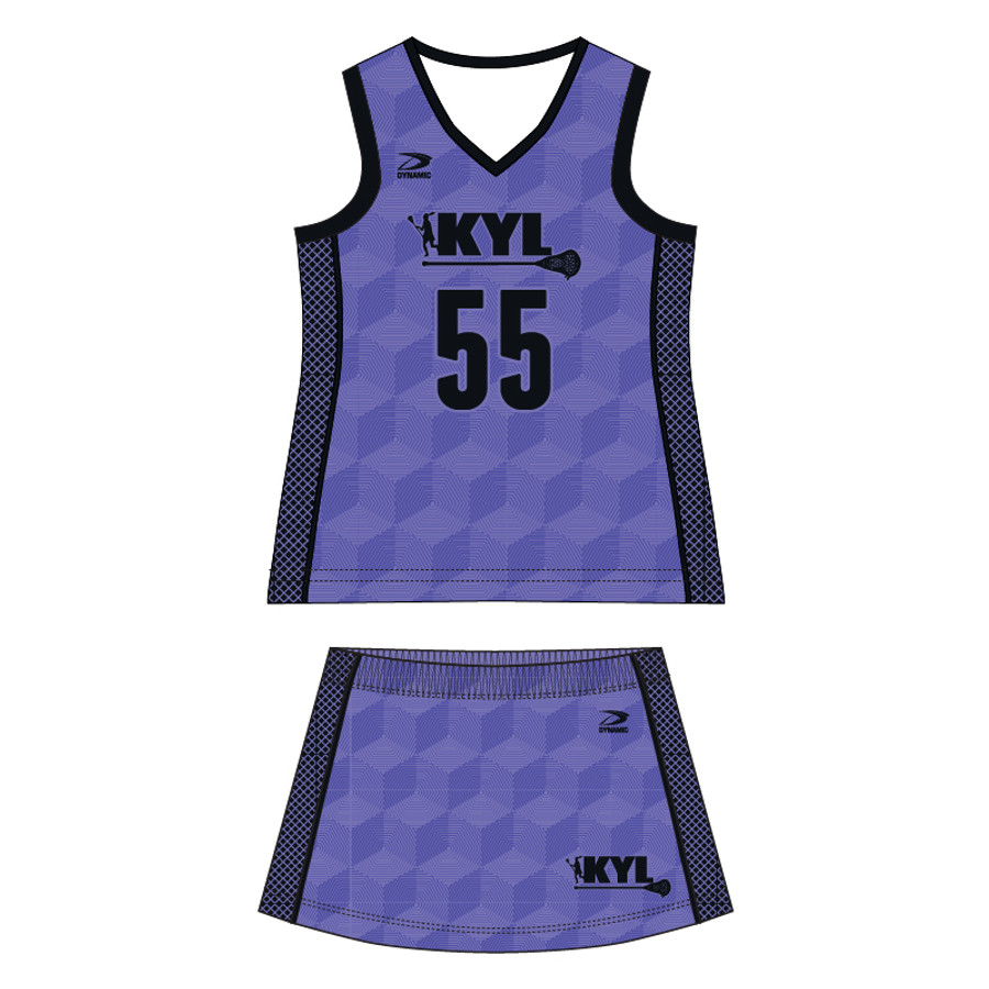 """""""Flick"""" Women's Lacrosse Uniform"""