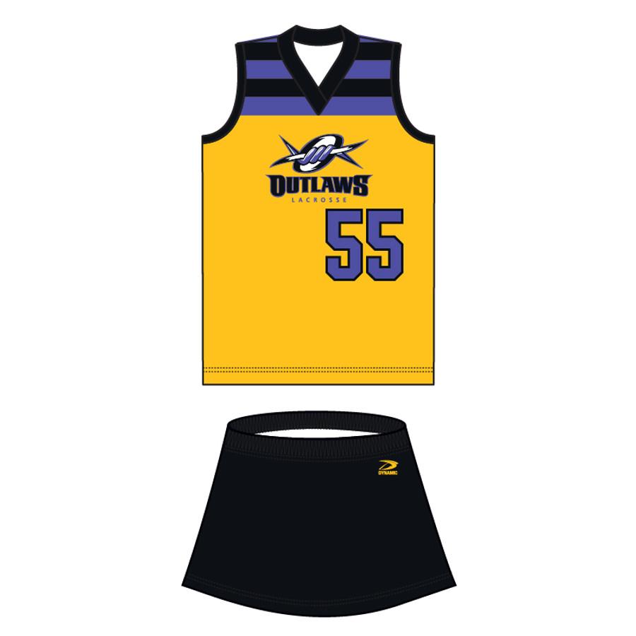 Dynamic Team Sports Interchange Women's Lacrosse Uniform