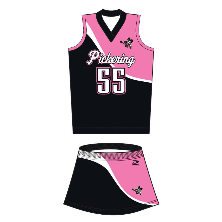 Dynamic Team Sports Rusher Women's Lacrosse Uniform